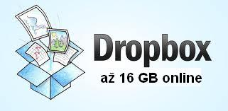 Dropbox 16GB zdarma