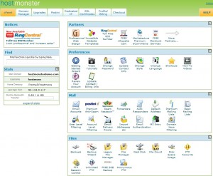 cPanel-adminstrace