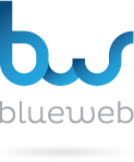 blueweb-logo